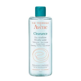 Avene Cleanance Miseller Su 400 ml