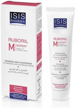 Isıs Pharma Ruboril Expert M Gel Krem 40ml