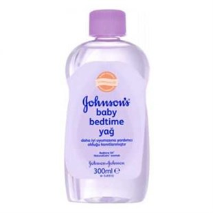 Johnsons Baby Bedtime Yağ 300ml
