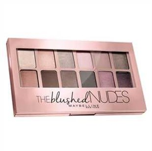 Maybelline The Blushed Nudes Eyeshadow Palette 9.6gr