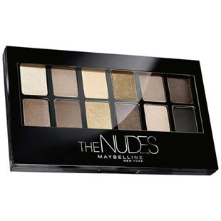 Maybelline The Nudes Palette 9.6g